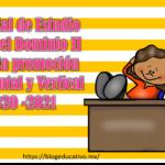 Material de Estudio Sobre el Dominio II para la promoción Horizontal y Vertical 2020 -2021