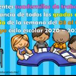 Excelentes cuadernillos de trabajo a distancia de todos los grados de primaria de la semana del 03 al 07 de mayo ciclo escolar 2020 – 2021