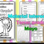 Material interactivo del tercer grado del mes de mayo del ciclo escolar 2020 – 2021